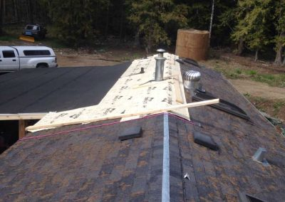 Roof Renovation Baird Project Gem Quality Homes
