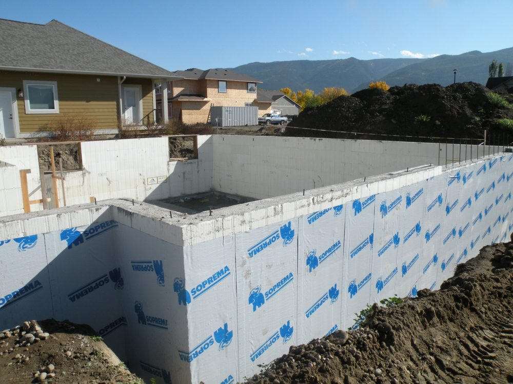 Icf insulated concrete forms gem quality homes for Icf concrete forms for sale